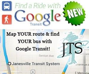 google transit graphic