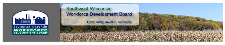 Southwest Wisconsin Workforce Development Board Logo